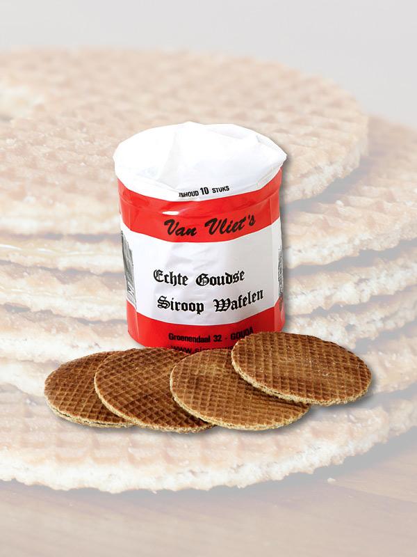 Van Vliet Stroopwafels uit Gouda Waffles